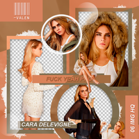 Pack png - Cara Delevigne. by ValentinaDontiWanna