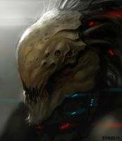 Generic Alien 01 by mirrors519