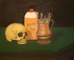 Stilleben 1.2/still life 1.2 by Ulrabiart