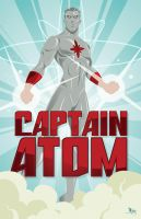 Captain Atom by MikeMahle