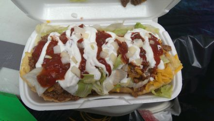 Indian taco by kagoyme