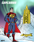 Son of Superman by herrenmedia