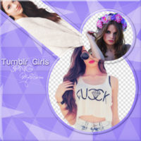 PNG Pack (10) Tumblr Girls by PS-ID