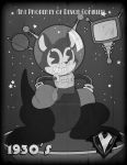 1930's - Boxy in Outer Space by PlayboyVampire