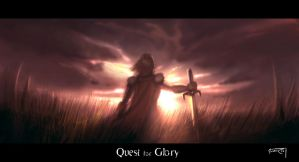 Quest For Glory by anasrist