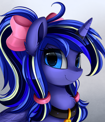 Portrait Comm: Smile by pridark