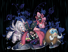Gift - Poketeam under the weather