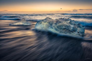 Diamond Beach by BoholmPhotography