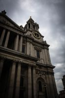 St. Paul`s Cathedral 1 by FubukiNoKo