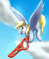 Now it's derpy time. by otakuap