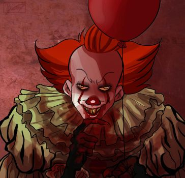 Pennywise by Muramasa-nii