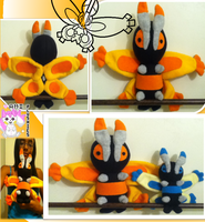 Mothim Plushie :Sold: