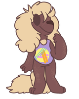 look at that lil bean by neonstarsx
