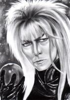 The Goblin King by cldart