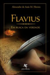 Flavius - Book Cover by Tebh