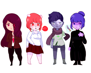 Misc Adopts! (open) by mellow-weather