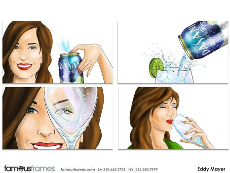 Famous-Frames-Storyboards-Dasani-Eddy Mayer by FamousFrames