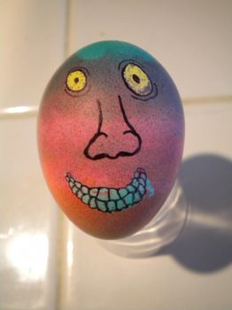 Egg Man by BurningPuppets