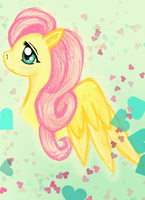 Fluttershy Revisited by MillyT
