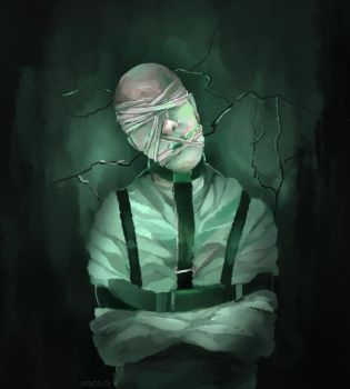 Outlast: I Have An Itch by Dcasom
