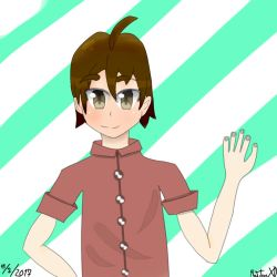 My Profile Picture on dA!! by MatitasXD