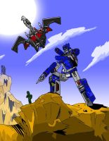 Encore Soundwave Cover Colored by RepairBay