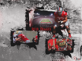 Reid Fragel Wall by KevinsGraphics