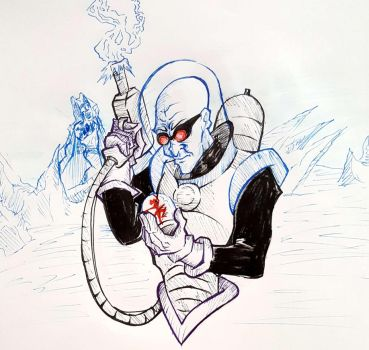Mr. Freeze by Code-E