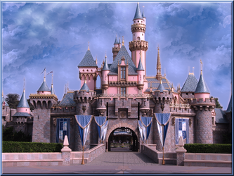 Sleeping Beauty Castle Disneyland by WDWParksGal