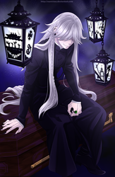 That Butler, Conjecture (141) by namisiaa