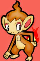 Pokemon: Chimchar