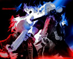 Devil may cry 4 by money666mo