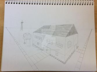 Perspective Practice: Two Point by greenstar2001