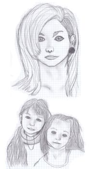 First Portraits by AniMe4eVeR9