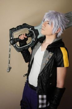 Kingdom Hearts 3 - Riku Cosplay by NipahCos