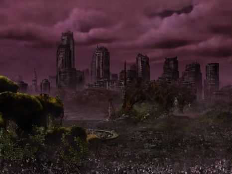 Outworld Philadelphia 2.0 by richiebeck