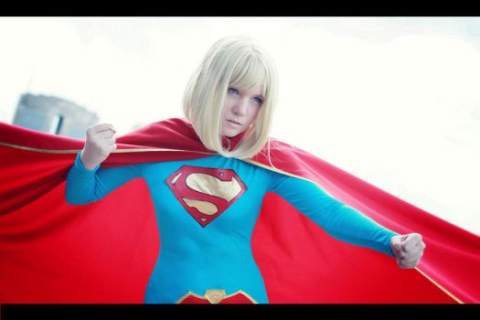 Supergirl new 52 by Shizuo-san