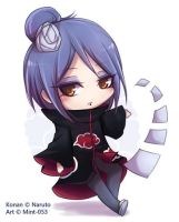Commission: Konan by Syu-mln
