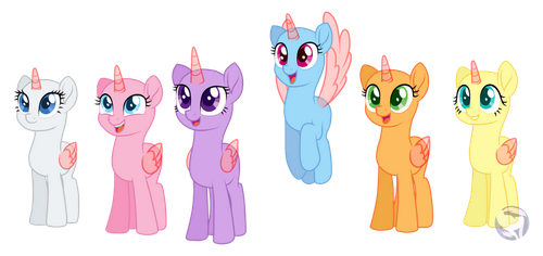 MLP Movie base (1) - This Is Special For Us! by DarlyJay