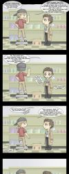 SPN: The End of...Minutes? by Twilight-Deviant