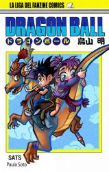 Dragon Ball- Cover edition by sat-s