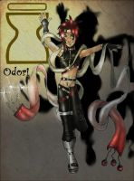 Naruto: Future Sand Odori OC by MadAndPerplexed