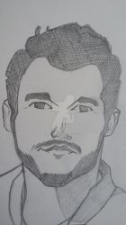 Chris Pratt! by Uberphoenix1995