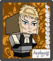 Jareth Cubeecraft by angelyques