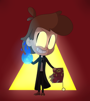 Bipper (Gravity Falls) by thecutefluffykitten