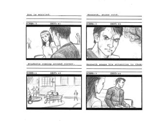 Storyboards 13 by PeteBL