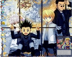 HunterxHunter group by MiaDragon