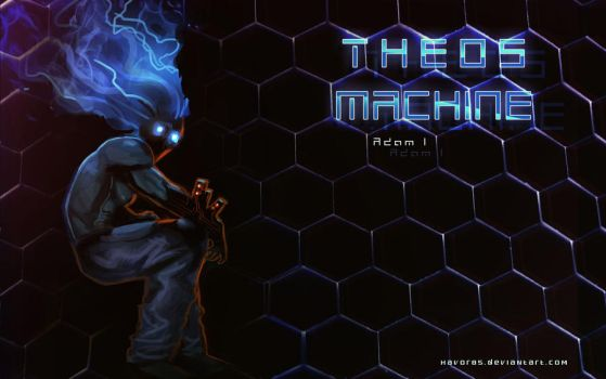 Theos Machine - Adam I by xavor85