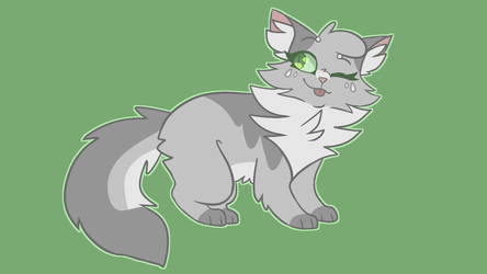 8 // Dovewing by CrystalColors