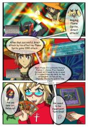 YGO Doujin Bonus Chapter - Wally's Agent - Page 20 by punkbot08
